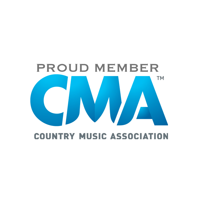 Proud member of Country Music Association